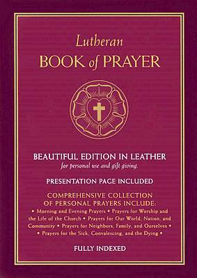 Lutheran Book of Prayer