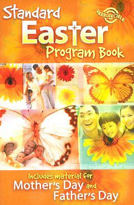 Standard Easter Program Book