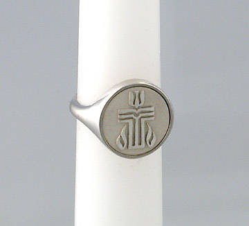 Presbyterian Church (USA) Sterling Silver Ring