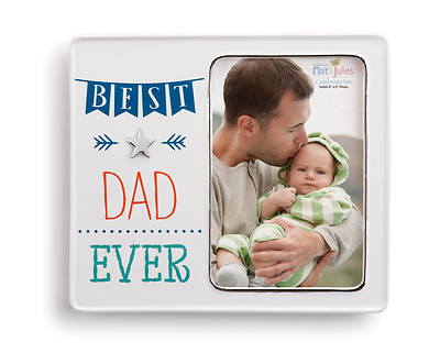 Picture of Best Dad Ever Photo Frame