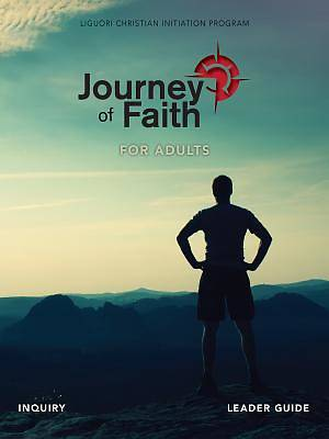 Picture of Journey of Faith for Adults, Inquiry Leader Guide