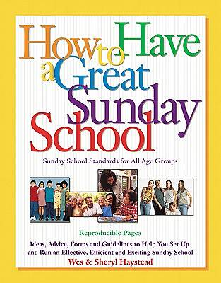 How to Have a Great Sunday School
