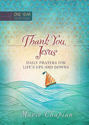 Thank You, Jesus [ePub Ebook]