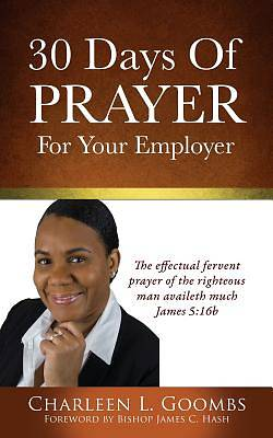 Picture of 30 Days of Prayer for Your Employer