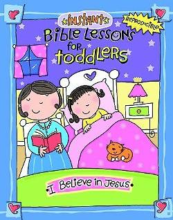 Picture of Instant Bible Lessons for Toddlers