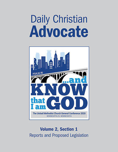 Picture of 2020 Advance Daily Christian Advocate Volume 2, Section 1