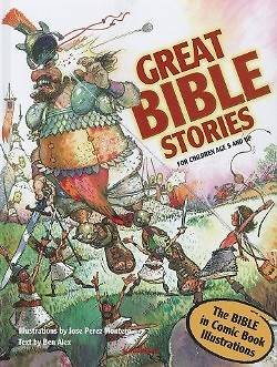 Picture of Great Bible Stories