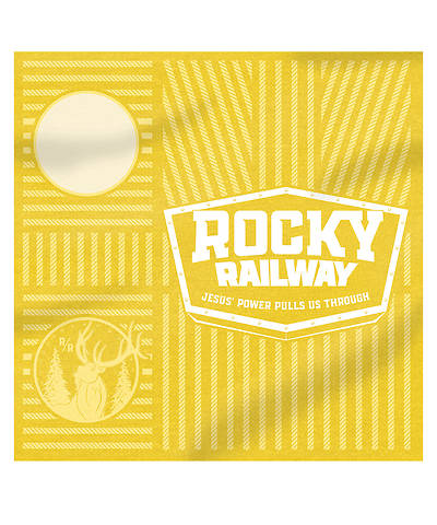 Picture of Vacation Bible School VBS 2021 Rocky Railway Banduras - Aspen Gold (pkg of 6)