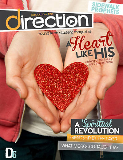 Randall House D6 Direction (12-14) Devotional Magazine Fall 2013