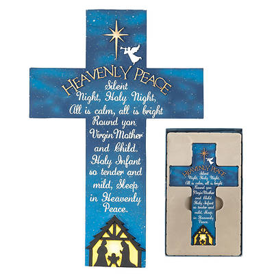 "Picture of Wall Cross Sleep Heavenly Peace 7""X10 3/8"""