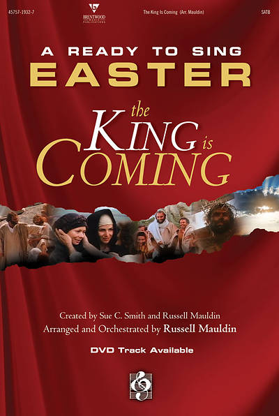 The King Is Coming Choral Book