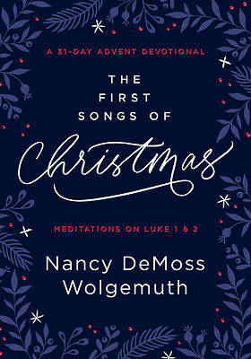 Picture of The First Songs of Christmas