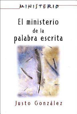 Picture of El Ministerio de la Palabra Escrita - Ministerio series AETH - eBook [ePub]
