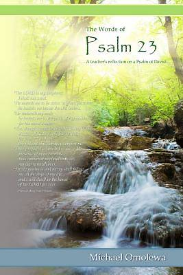 The Words of Psalm 23