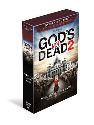 Picture of God's Not Dead 2 Study Guide with DVD