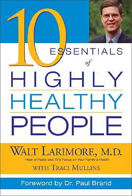 Picture of 10 Essentials of Highly Healthy People