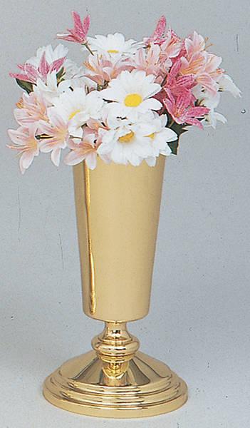 Picture of Koleys K254 Solid Brass Vase with Aluminum Liner