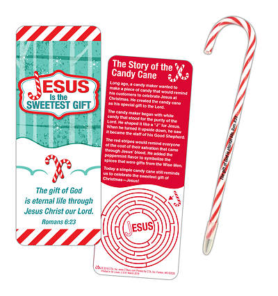 Jesus Is The Sweetest Gift Bookmark And Pen