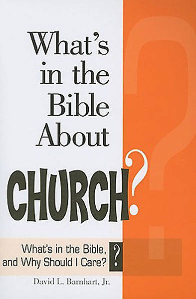 Whats in the Bible About Church? - eBook [ePub]