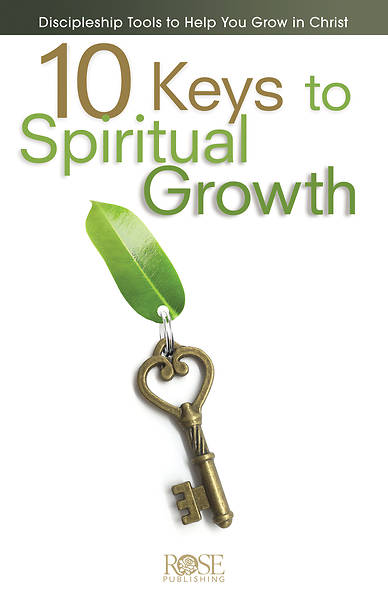 5-Pack 10 Keys to Spiritual Growth