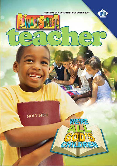 Picture of UMI Primary Street Teacher Guide Fall 2015