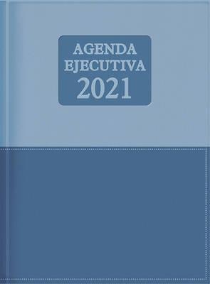 Picture of 2021 Agenda Ejecutiva - Tesoros de Sabiduría - Azul/Azul Celeste
