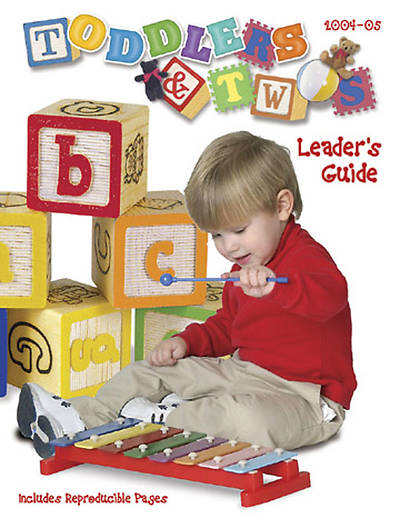 Picture of Toddlers and Twos Leader's Guide 2004-05