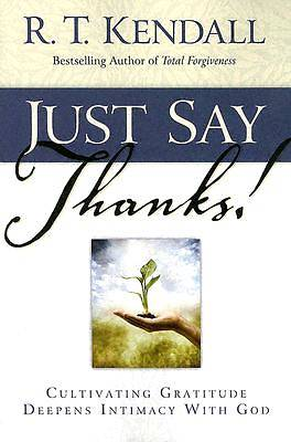 Picture of Just Say Thanks!