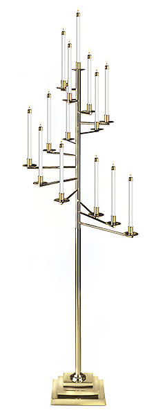 14 - Light Candelabra