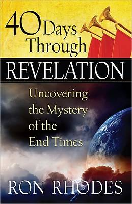 Picture of 40 Days Through Revelation