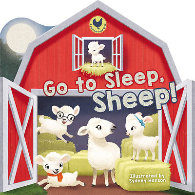 Picture of Go to Sleep, Sheep!