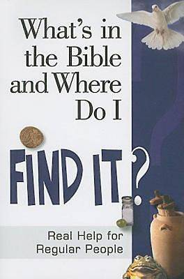 Whats in the Bible and Where Do I Find It? - eBook [ePub]