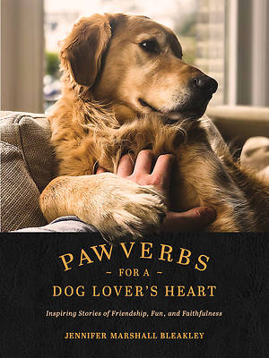 Picture of Pawverbs for a Dog Lover's Heart