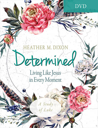 Picture of Determined - Women's Bible Study DVD