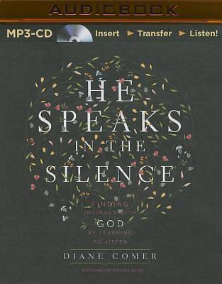 Picture of He Speaks in the Silence