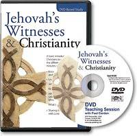 Picture of Jehovah's Witnesses and Christianity DVD