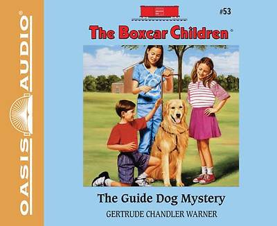 The Guide Dog Mystery (Library Edition)