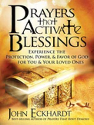 Prayers that Activate Blessings [ePub Ebook]