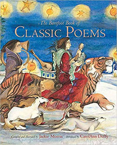Picture of The Barefoot Book of Classic Poems