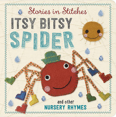 Picture of Itsy Bitsy Spider and Other Nursery Rhymes
