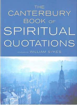 Picture of The Canterbury Book of Spiritual Quotations