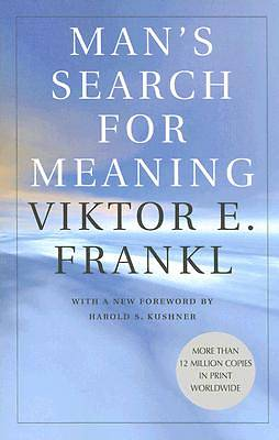 Picture of Man's Search for Meaning