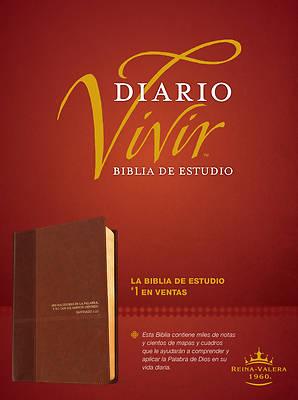 Picture of Biblia de Estudio del Diario Vivir Rvr60, Duotono