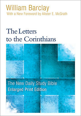 Picture of The Letters to the Corinthians - Enlarged Print Edition