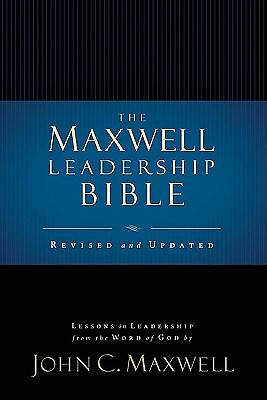 Maxwell Leadership Bible-NKJV-Briefcase