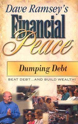 Financial Peace Dumping Debt AudioCassette