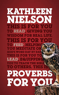 Picture of Proverbs for You