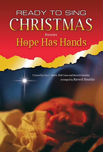 Hope Has Hands SATB Choral Book