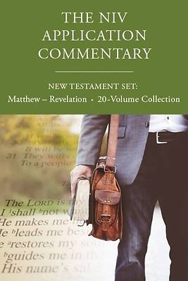 Picture of The NIV Application Commentary, New Testament Set