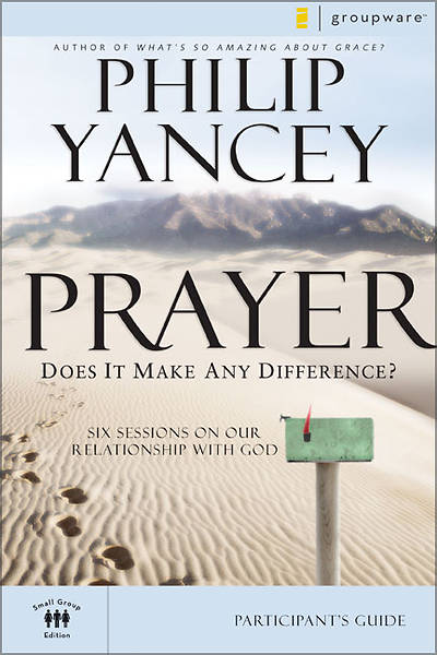 Picture of Prayer Participant's Guide
